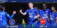 N3 : AC AMIENS / VALENCIENNES FC B (3-1)