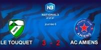 N3 : LE TOUQUET / AC AMIENS (3-2)