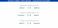 Matchs de la Ligue - 12 mai