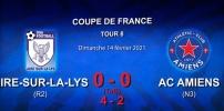 Coupe de France Tour 8 : AIRE-SUR-LA-LYS / AC AMIENS