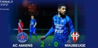 N3 : AC AMIENS / US MAUBEUGE (2-0)