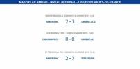 Matchs de la Ligue - 19 et 20 janvier