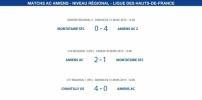 Matchs de la Ligue - 30 et 31 mars
