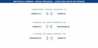 Matchs de la Ligue - 12 et 13 janvier
