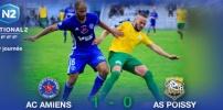 AC AMIENS / AS POISSY : 1-0
