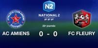AC AMIENS / FC FLEURY : 0-0