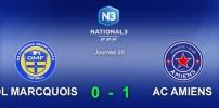 N3 : OL MARCQUOIS / AC AMIENS (0-1)