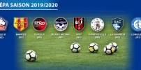Préparation de la saison 2019-2020 - Calendrier des matchs amicaux