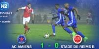 AC AMIENS / STADE DE REIMS B : 1-0