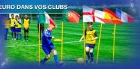 L'EURO DANS VOS CLUBS