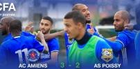 AC AMIENS / AS POISSY : 3-2