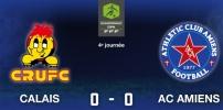 CALAIS RUFC / AC AMIENS : 0-0