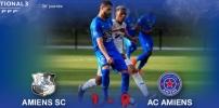 N3 : AMIENS SC 2 / AC AMIENS (1-0)