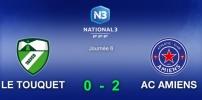 N3 : LE TOUQUET / AC AMIENS (0-2)
