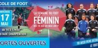 École de Foot - Portes ouvertes pour les filles
