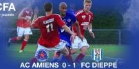 AC AMIENS / FC DIEPPE : 0-1