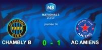 N3 : CHAMBLY B / AC AMIENS (0-1)