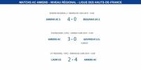 Matchs de la Ligue - 4 et 5 mai