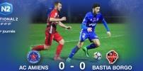 AC AMIENS / FC BASTIA BORGO : 0-0
