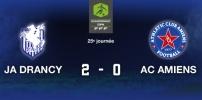 JA DRANCY / AC AMIENS : 2-0