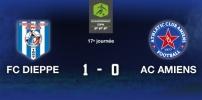 FC DIEPPE / AC AMIENS : 1-0
