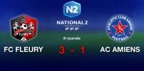 FC FLEURY / AC AMIENS : 3-1