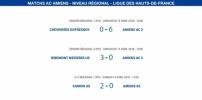 Matchs de la Ligue - 14 et 15 avril