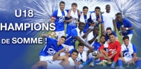 Coupe de la Somme : U18 champions