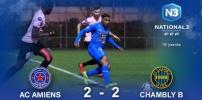 N3 : AC AMIENS / FC CHAMBLY B (2-2)