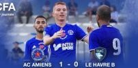AC AMIENS / LE HAVRE AC : 1-0