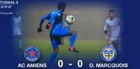 N3 : AC AMIENS / O. MARCQUOIS (0-0)