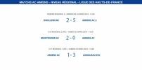Matchs de la Ligue - 23 et 24 mars