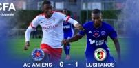 AC AMIENS / LUSITANOS : 0-1