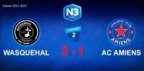 N3 : WASQUEHAL / AC AMIENS (2-1)
